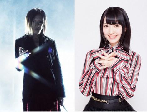 GLAYのHISASHIが新人声優・遠藤ゆりかに楽曲提供&プロデュース