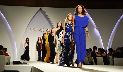 サムネイル ESCADA 2014年春夏コレクション ファッションショー (C)oricon ME inc.