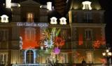 フランス発ブランド・ヴァンクリーフ&アーペル 恵比寿ジョエル・ロブションにてプロジェクションマッピングを開催 (C)oricon ME inc.