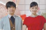 『LIFE!紅白歌合戦 大集合スペシャル』で共演した(左から)内村光良、綾瀬はるか (C)ORICON NewS inc.