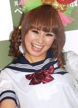 幸せいっぱいの浜田ブリトニー (C)ORICON NewS inc.