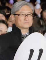 映画『トリック劇場版 ラストステージ』の完成披露イベントに出席した堤幸彦監督 (C)ORICON NewS inc.