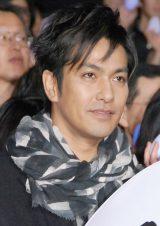 映画『トリック劇場版 ラストステージ』の完成披露イベントに出席した北村一輝 (C)ORICON NewS inc.