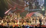 恋チュンで大盛り上がり!『第3回 AKB48紅白対抗歌合戦』の模様(撮影:鈴木かずなり)