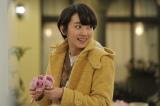 12月24日深夜放送のTBSクリスマス特番『マッチング・ラブ』ドラマパートに出演する女優の波瑠(C)TBS