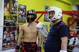 たけし、ボクシング井岡に拳のエール