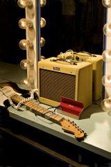 『Fender EYEWEAR』 アンプ『Bassman』などで実際に使用されているものと同じツイードのメガネケース