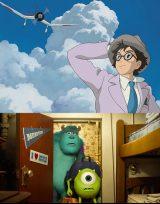 1位『風立ちぬ』、2位『モンスターズ・ユニバーシティ』(C)2013 二馬力・GNDHDDTK(C)213 Disney/Pixar. All Rights Reserved.