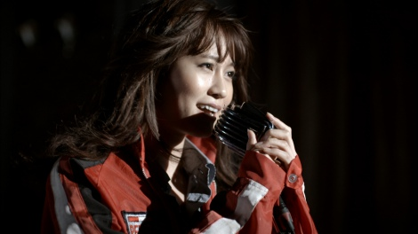 【MV場面カット】映画『Seventh Code』前田敦子歌唱シーン(C)2013AKS