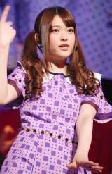 乃木坂46『Merry X'mas Show 2013』の模様(写真は松村沙友理) (C)ORICON NewS inc.