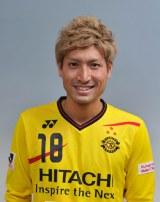 田中順也選手(C)KASHIWA REYSOL!