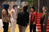 12月26日放送NHK『LIFE!紅白歌合戦 大集合スペシャル』にゴールデンボンバーが出演(C)NHK