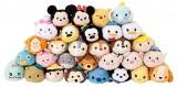 ディズニーキャラクターの癒し系フェイスにキュン!(C)Disney