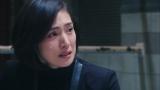 1月9日スタートのドラマ『緊急取調室』第1話で見せる天海祐希の泣き顔(C)テレビ朝日