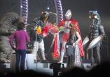 ウルトラマンとウルトラ怪獣も登場した==THE ALFEEの全国ツアー・Neo Universe2013FinalSeries『Grateful Birth Final』 (C)ORICON NewS inc.