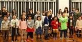 AKB48メンバーが生徒たちと大合唱=『第39回ラジオ・チャリティ・ミュージックソン』 (C)ORICON NewS inc.