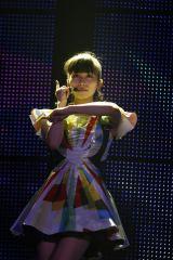 初ドームツアー『Perfume 4th Tour in DOME「LEVEL3」』を完走したPerfumeのあ〜ちゃん