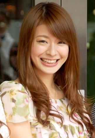 サムネイル 東大同級生と結婚したことが明らかになった八田亜矢子 (C)ORICON NewS inc.