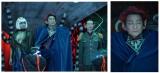 2014年1月3日生放送の『MISSION 001〜みんなでスペースインベーダー』で片岡愛之助がスペースインベーダーを操る暗黒惑星インベド・総督を演じる(C)テレビ東京