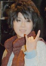 風男塾のXmas Show『TOKYOチェンメンコレクション』にゲスト出演した美奈子 (C)ORICON NewS inc.