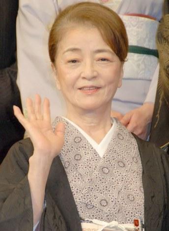映画『小さいおうち』の歌舞伎座プレミアに出席した倍賞千恵子 (C)ORICON NewS inc.