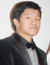 映画『ヒットマン 明日への銃声』の舞台あいさつに出席した亀田大毅 (C)ORICON NewS inc.