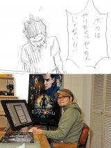 人気漫画家・佐藤秀峰氏が映画『エンダーのゲーム』にインスパイアされた漫画を執筆。2014年1月11日より自身のサイトで『漫画 on Web』に無料掲載