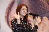 1st写真集Making Documentary DVD&Blu-ray『27+』発売記念ファン感謝祭イベントを開催した北川景子(C)ORICON NewS inc.