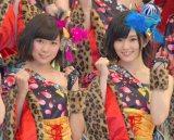 『第64回NHK紅白歌合戦』に初出場が決定したNMB48(左から)渡辺美優紀、山本彩 (C)ORICON NewS inc.
