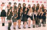 『第64回NHK紅白歌合戦』に初出場が決定したE-girls (C)ORICON NewS inc.