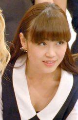 『第64回NHK紅白歌合戦』に初出場が決定したE-girls・鷲尾伶菜 (C)ORICON NewS inc.