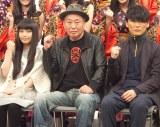 『第64回NHK紅白歌合戦』に初出場が決定した(左から)miwa、泉谷しげる、サカナクション・山口一郎 (C)ORICON NewS inc.