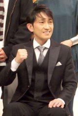 『第64回NHK紅白歌合戦』に初出場が決定した福田こうへい (C)ORICON NewS inc.