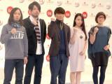 『第64回NHK紅白歌合戦』に初出場が決定したサカナクション (C)ORICON NewS inc.
