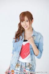 ネットオリジナル番組『芸人同棲』のスタジオMCに起用された菊地亜美
