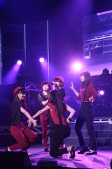 『Hello! Project COUNTDOWN PARTY 2013 〜 GOOD BYE & HELLO! 〜』に出演したjuice=juice