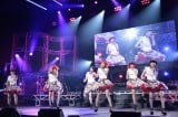 『Hello! Project COUNTDOWN PARTY 2013 〜 GOOD BYE & HELLO! 〜』に出演したBerryz工房