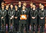 『第55回 輝く!日本レコード大賞』で大賞にかがやいたEXILE  (C)ORICON NewS inc.