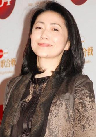 『第64回NHK紅白歌合戦』リハーサルに出席した石川さゆり (C)ORICON NewS inc.