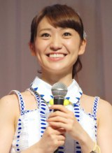 『紅白歌合戦』で突如グループ卒業を発表した大島優子 (C)ORICON NewS inc.