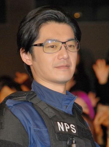 ドラマ『S-最後の警官-』の第1話特別試写会に出席した平山浩行 (C)ORICON NewS inc.