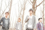 アニメ『弱虫ペダル』のオープニングテーマを担当するロックバンド・DIRTY OLD MEN