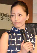 第一子妊娠を発表した小森純 (C)ORICON NewS inc.