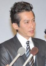 実子騒動について会見を行った大沢樹生 (C)ORICON NewS inc.