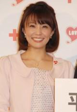 『はたちの献血キャンペーン』記者発表会に出席した小林麻耶アナウンサー (C)ORICON NewS inc.