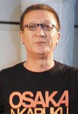 やしきたかじんさん(写真=2009年7月撮影) (C)ORICON NewS inc.