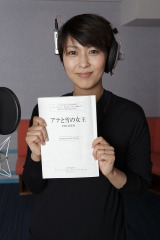 ディズニーの新作長編アニメーション『アナと雪の女王』日本語吹替版でヒロイン・エルサを担当する松たか子