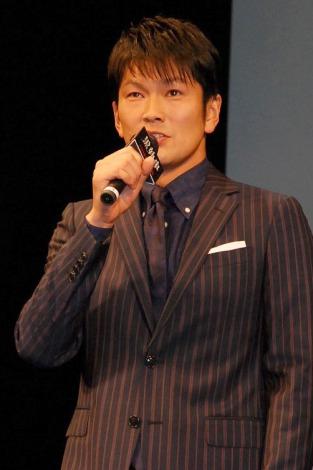 映画『黒執事』のジャパンプレミアに出席した丸山智己 (C)ORICON NewS inc.