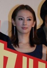 映画『ジャッジ!』の初日舞台あいさつに出席した北川景子 (C)ORICON NewS inc.