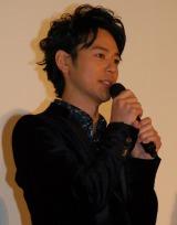 映画『ジャッジ!』の初日舞台あいさつに出席した妻夫木聡 (C)ORICON NewS inc.